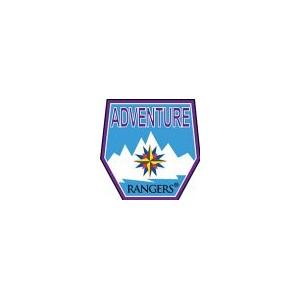 Nášivka Adventure Rangers