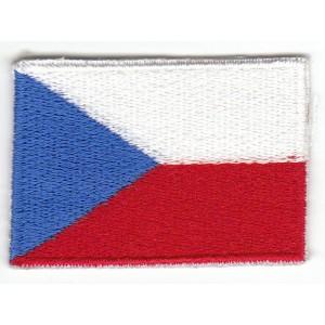 Nášivka Vlaječka ČR