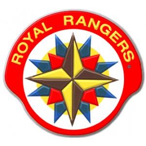 Samolepka Znak RR - plastická