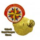 Odznak barva - kov